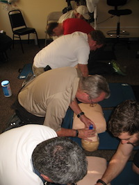 CPR - Trauma - Shoot Safe Learning