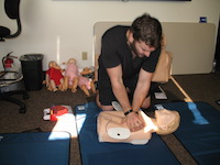 CPR - Shoot Safe Learning